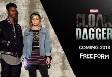 Cloak and Dagger Capa y Puñal