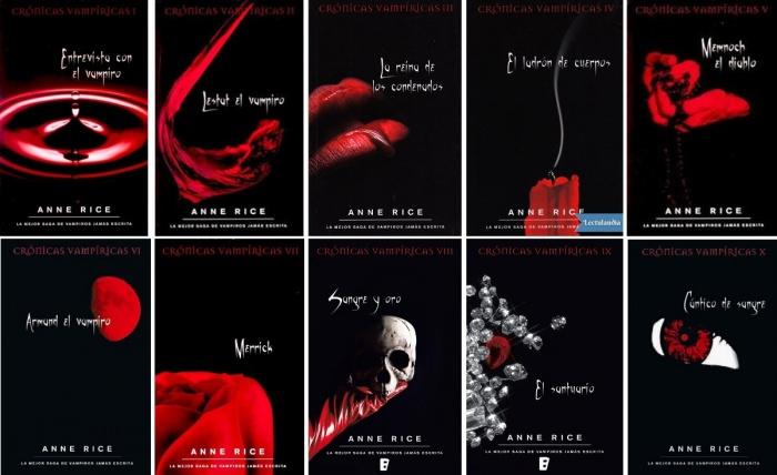 Crínicas Vampiricas Anne Rice Paramount TV