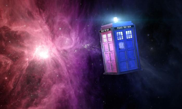 Doctor Who América 003