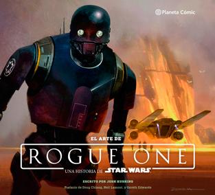 El Arte de Rogue One Destacada pequeña