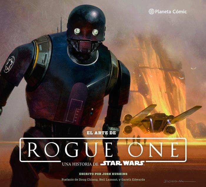 El Arte de Rogue One Destacada