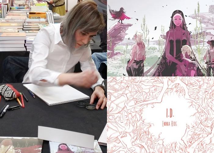 Emma Ríos entrevista