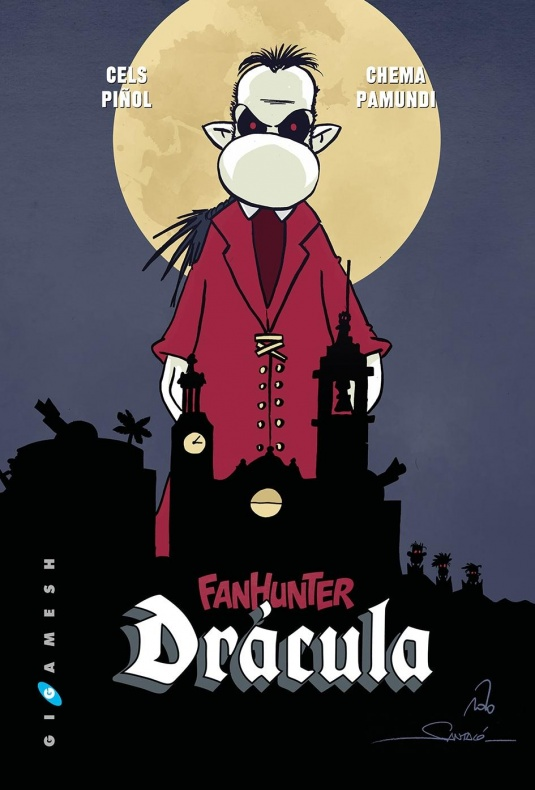 Fanhunter Drácula