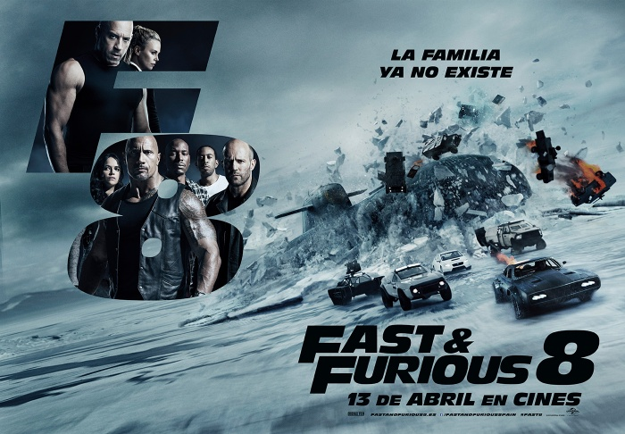 Fast Furious 8 000