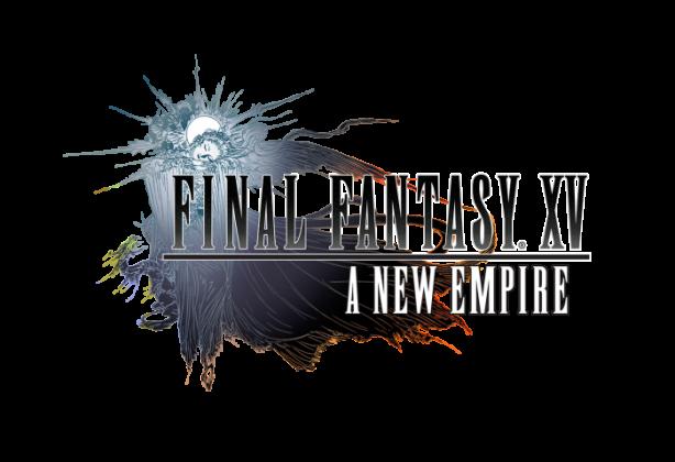 Final Fantasy XV A New Empire Logo