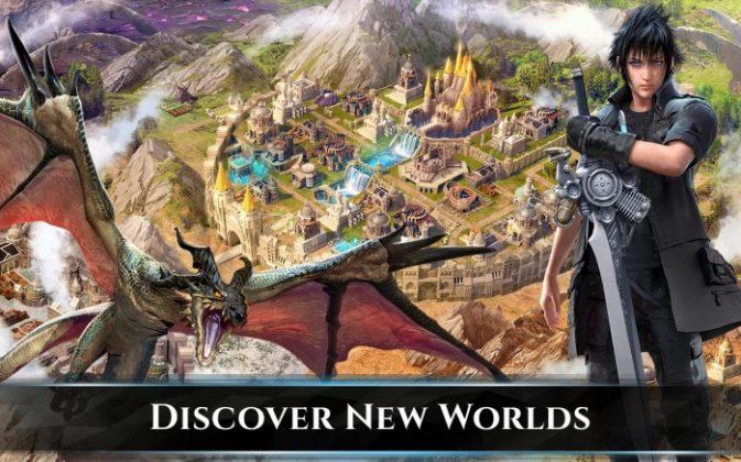 Final Fantasy XV A New Era 001