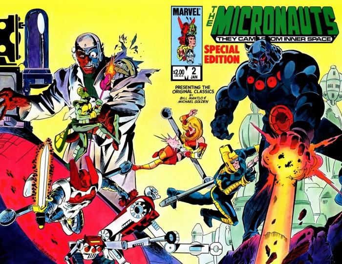 G.I. Joe Micronautas