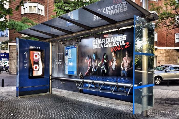 Guardianes de la Galaxia Madrid