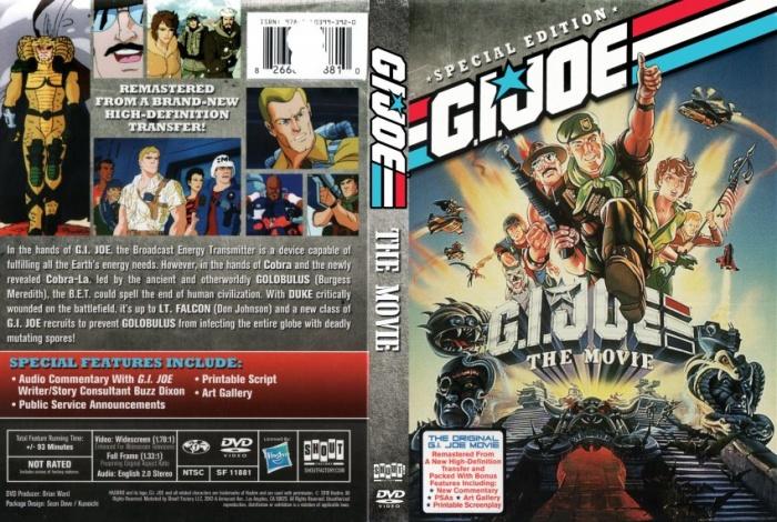 G I Joe The Movie 1987