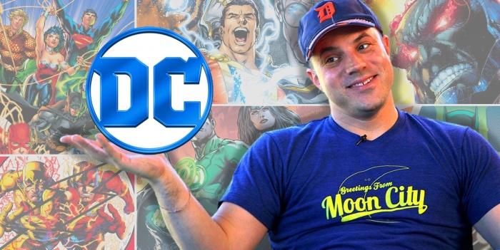 Geoff Johns DC Comics Warner Bros. 002