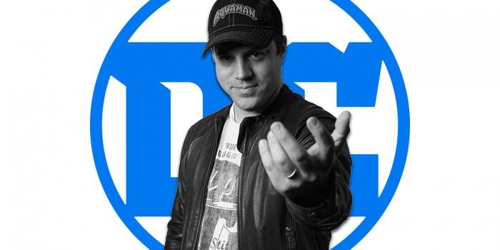 Geoff Johns DC Comics Warner Bros.