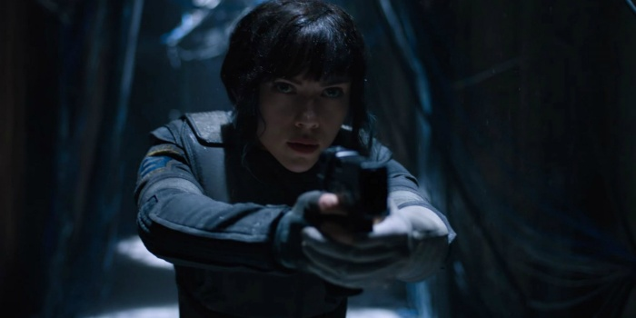 Ghost In The Shell 001