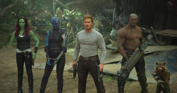 Guardianes de la Galaxia 4
