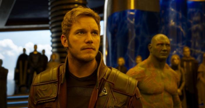 Guardianes de la Galaxia Chris Pratt Universo DC Comics 000