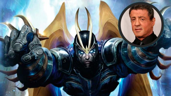 Guardianes de la Galaxia Vol.2 Sylvester Stallone