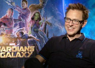 James Gunn - Guardianes de la Galaxia