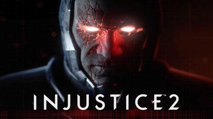 Injustice 2 Darkseid Gameplay