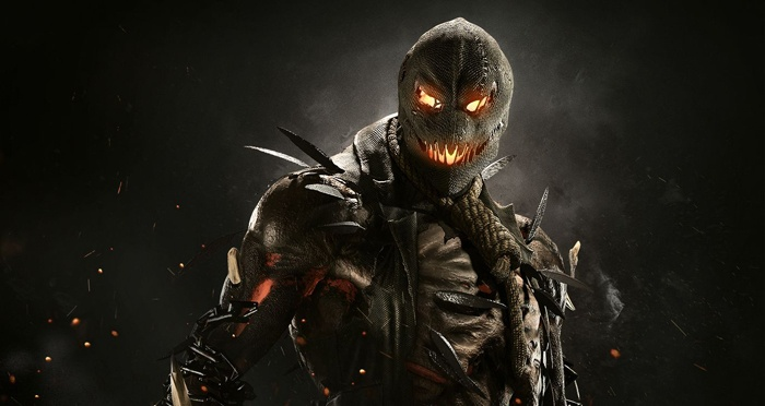 Injustice 2 Scarecrow