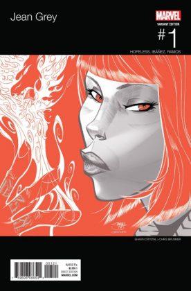 Jean Grey 1 Crystal Hip Hop Variant