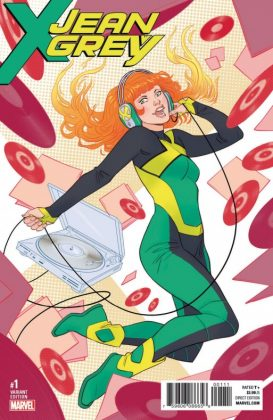 Jean Grey 1 Sauvage Variant