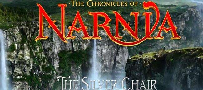 Las crónicas de Narnia La silla de plata
