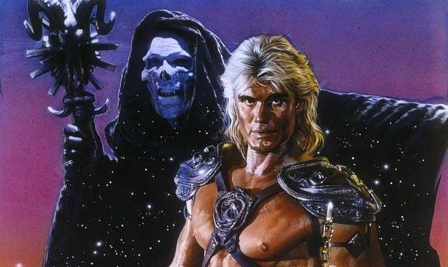 Masters del universo He Man Skeletor Sony Pictures Principer Adam 003