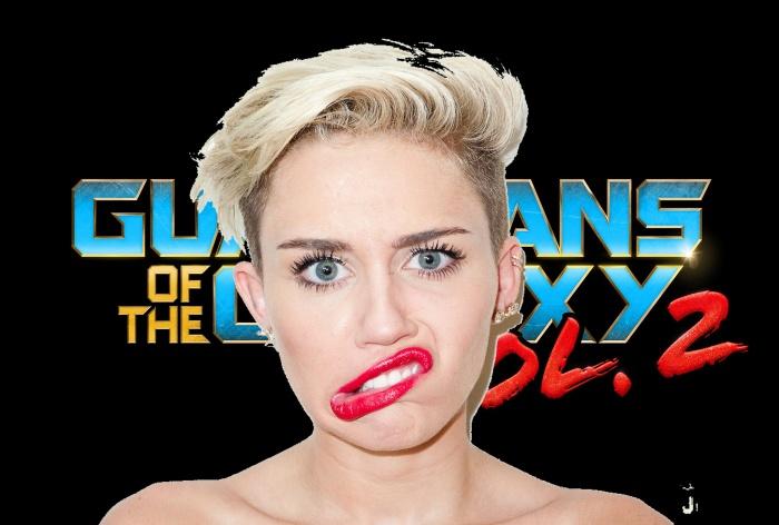 Miley Cyrus Guardianes de la Galaxia Vol. 2 003