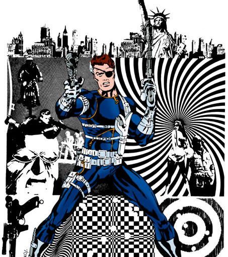 Nick Fury Steranko
