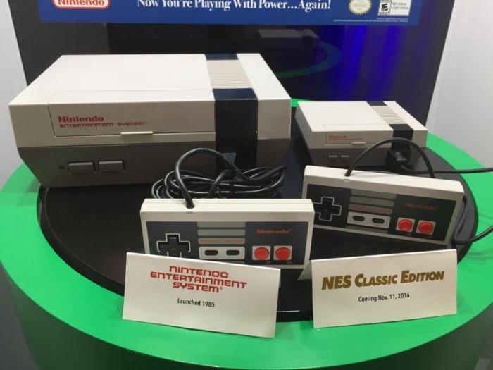 Nintendo NES Classic Mini 000