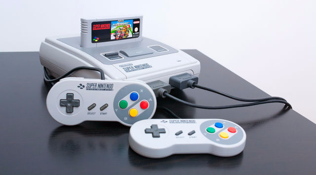 Nintendo SNES 002