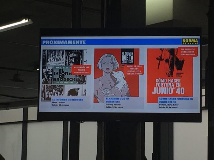 Norma Comics 35 Salón Internacional del cómic de Barcelona 002
