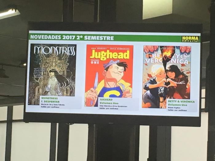 Norma Comics 35 Salón Internacional del cómic de Barcelona 006