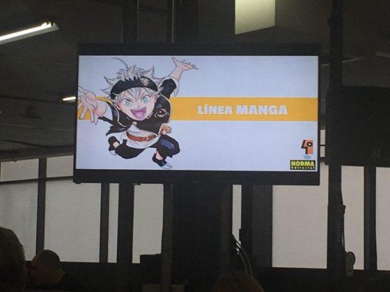 Norma Comics 35 Salón Internacional del cómic de Barcelona 009
