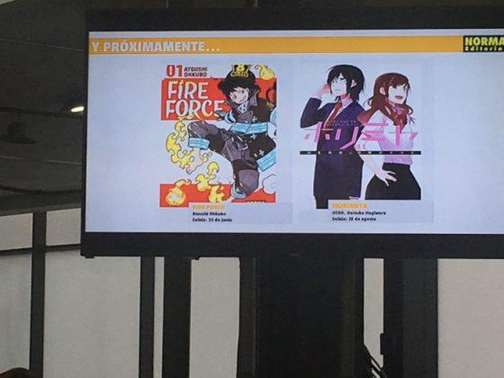 Norma Comics 35 Salón Internacional del cómic de Barcelona 011