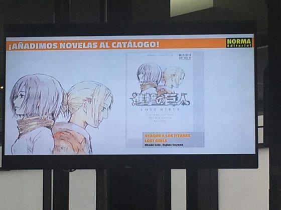 Norma Comics 35 Salón Internacional del cómic de Barcelona 017