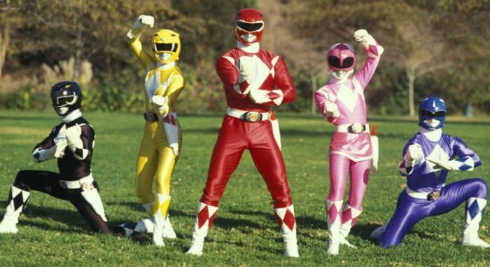Power Rangers: Paramount Pictures está desarrollando un nuevo reboot