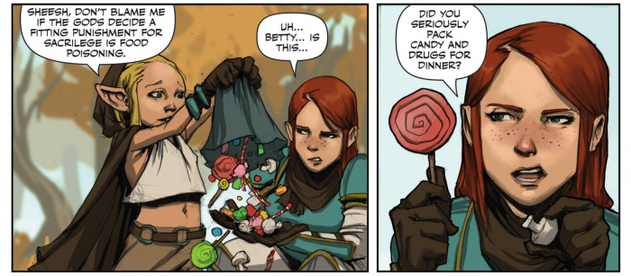 Rat Queens Chuches
