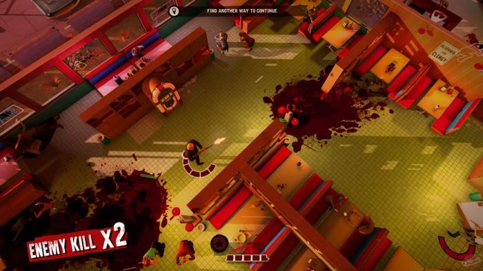 Reservoir Dogs Bloody Days 000