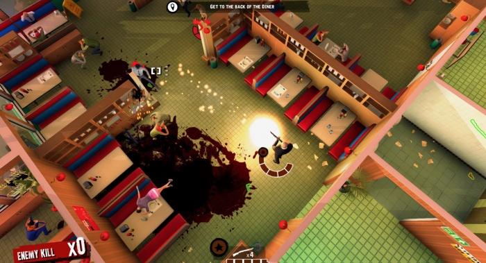 Reservoir Dogs Bloody Days 001