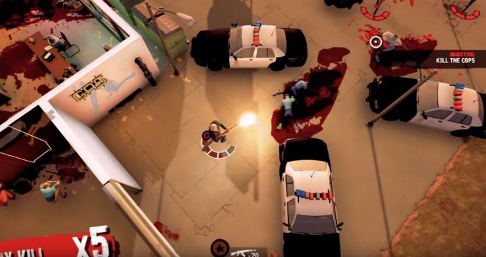 Reservoir Dogs Bloody Days 003