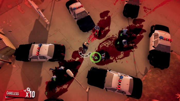 Reservoir Dogs Bloody Days 004
