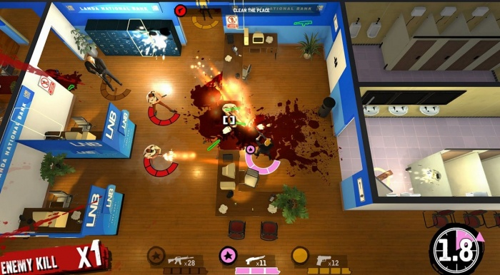 Reservoir Dogs Bloody Days 006
