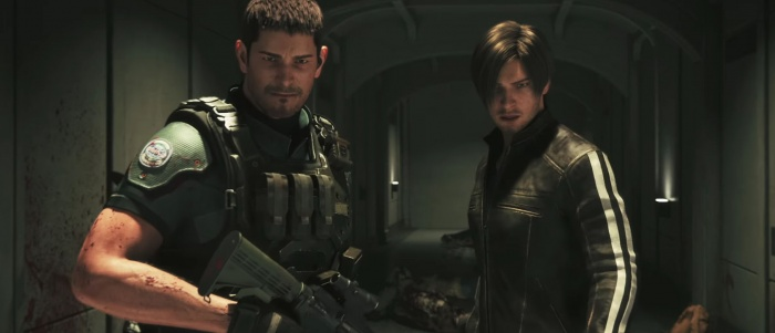Resident Evil Vendetta 004 1