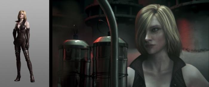 Resident Evil Vendetta 006