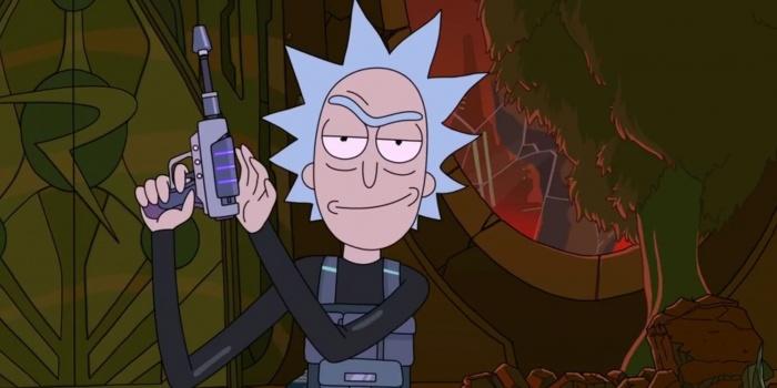Rick and Morty 001
