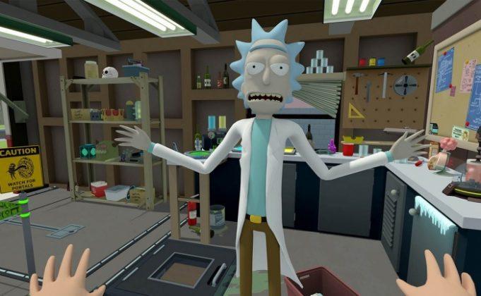 Rick and Morty Virtual Rick ality 000
