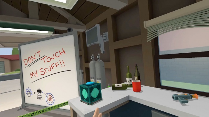 Rick and Morty Virtual Rick ality 002