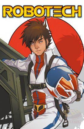 Robotech 1 Covers Titan Comics 003