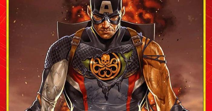 Secret Empire Marvel 002