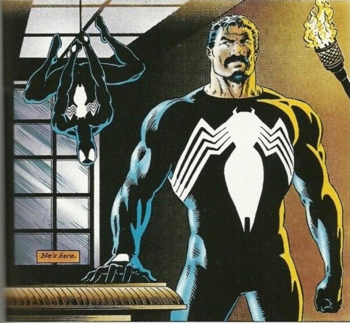 Spider Man Kraven 002